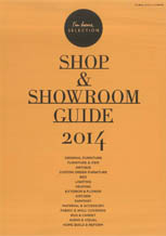 SHOP&SHOWROOM GUIDE 2014